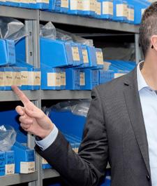gestion stock hydraulique - FCI Daniel Debat