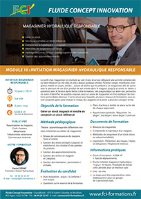 formation magasinier responsable